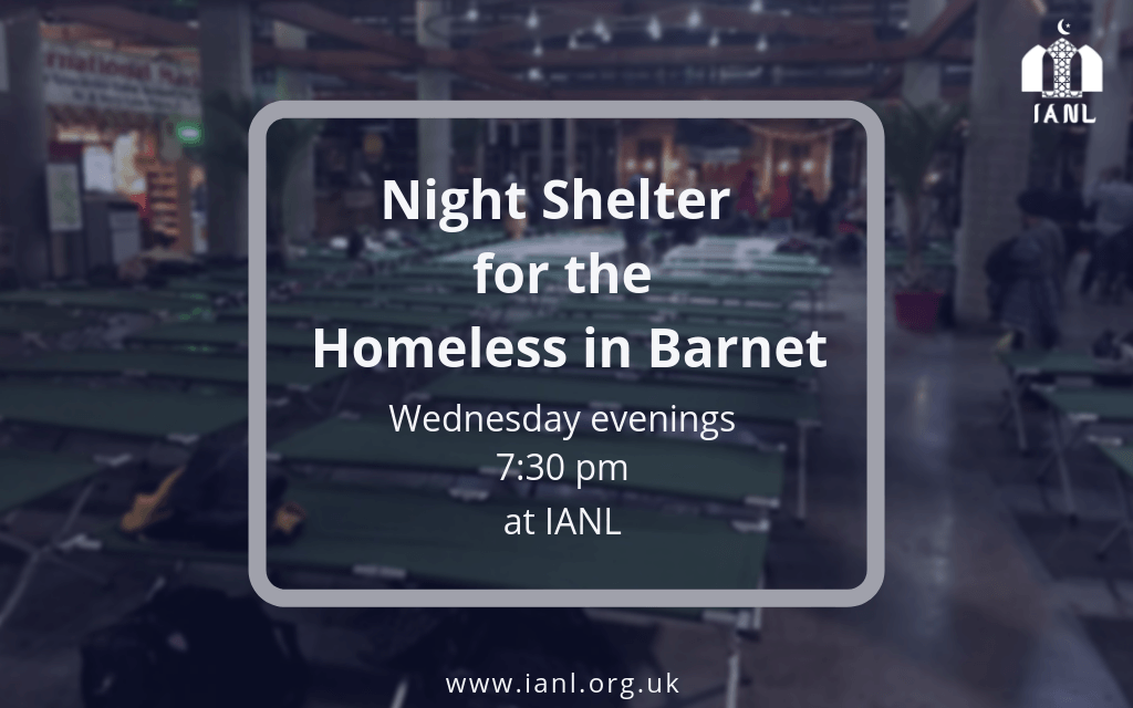 Shelter for the Homeless at IANL