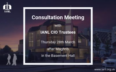 IANL Consultation Meeting