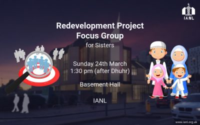 IANL Focus Group for sisters