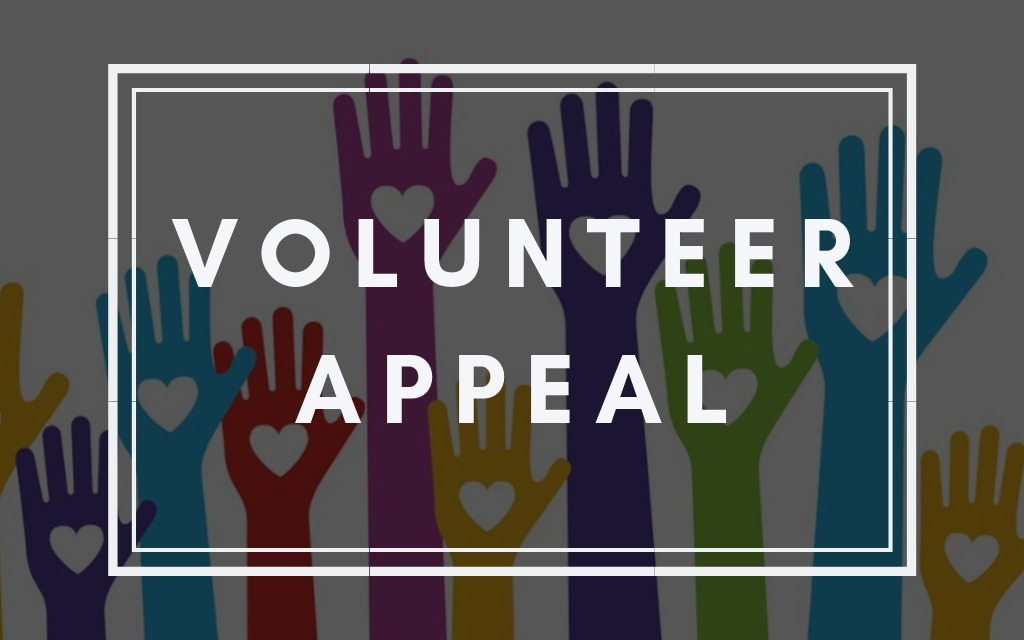 Volunteer Appeal
