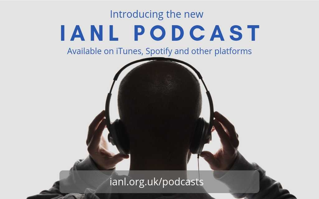 New IANL Podcast