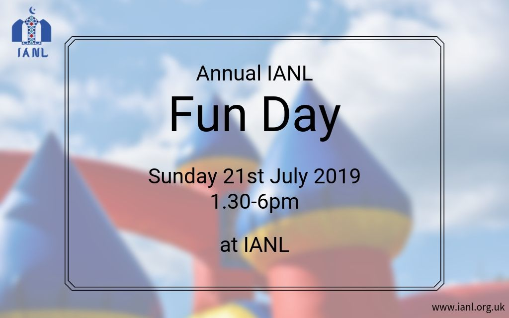 Fun Day this Sunday 21st July