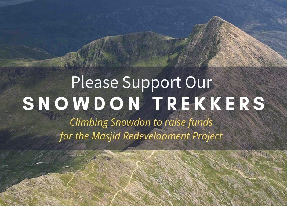 Support the Snowdon Trekkers