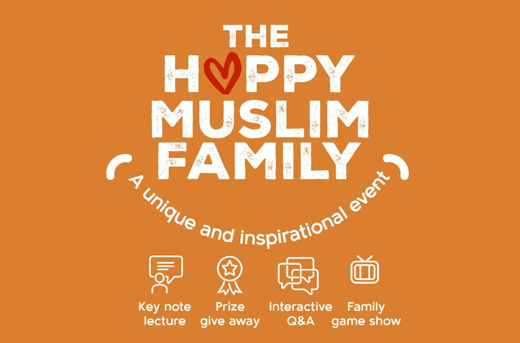 happy muslim family - 28 dec 2019