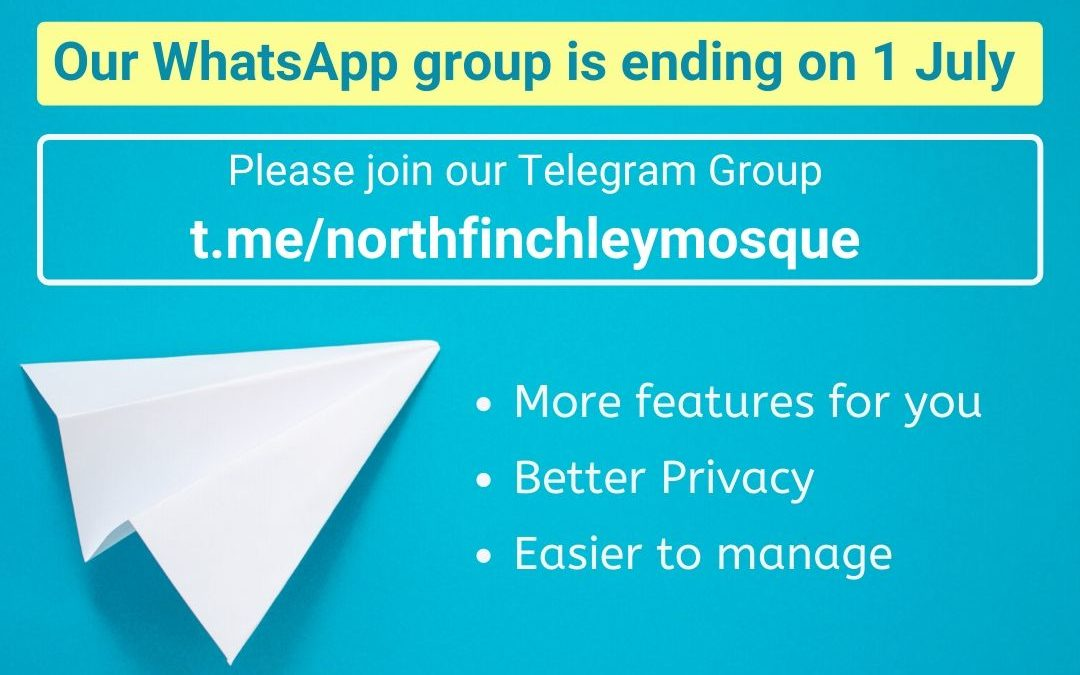 WhatsApp Group is Shutting down 1 July