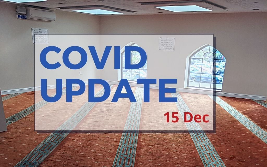 COVID Update: No change in Tier 3
